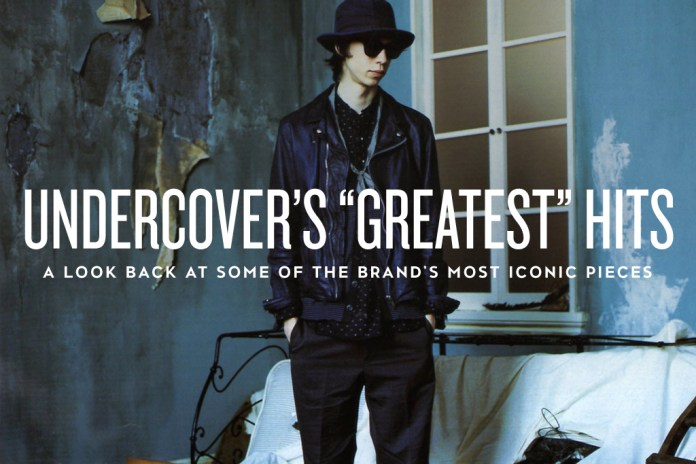 """UNDERCOVER's """"GREATEST"""" Hits"""