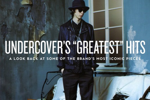 "UNDERCOVER's ""GREATEST"" Hits"