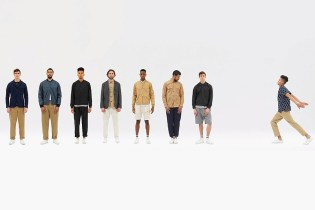 Universal Works 2016 Spring/Summer Animated Lookbook