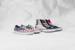 """Vans 2015 Summer """"Americana""""Pack"""