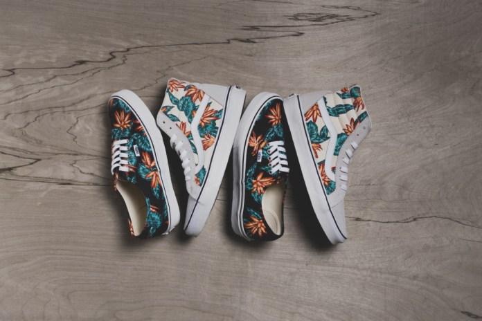"Vans 2015 Summer ""Vintage Aloha"" Pack"