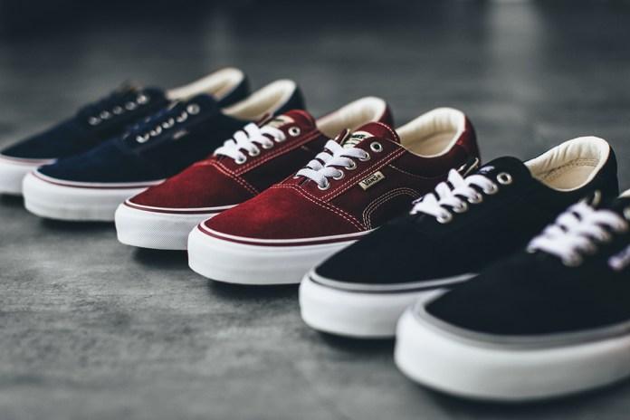 Vans 2015 Summer Geoff Rowley Footwear Collection