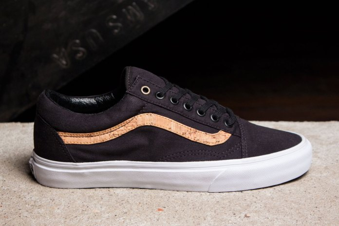 "Vans Old Skool ""Cork Twill"" Pack"
