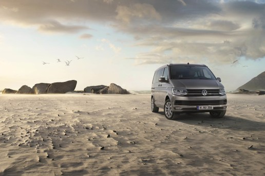 Volkswagen Unveils the California Camper