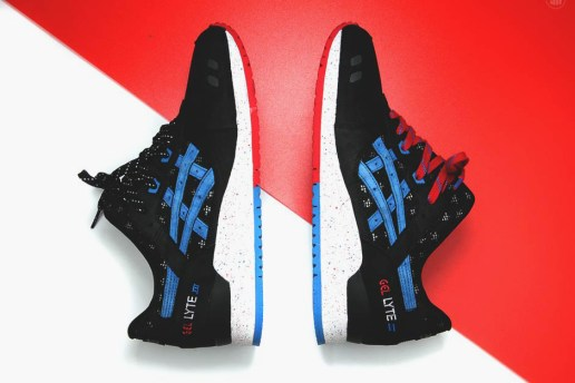 "Wale x VILLA x ASICS GEL-Lyte III ""Bottle Rocket"""