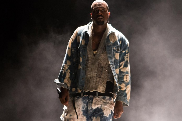 Watch a Stage Crasher Interrupt Kanye West's Performance at Glastonbury Festival