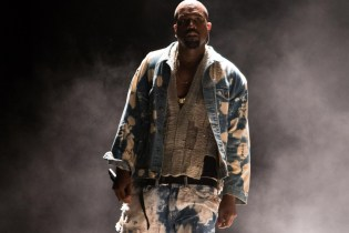 Watch a Stage Crasher Interrupt Kanye West's Performance at Glastonbury Festival