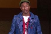Why Pharrell Williams Took Home the 2015 CFDA Fashion Icon Award