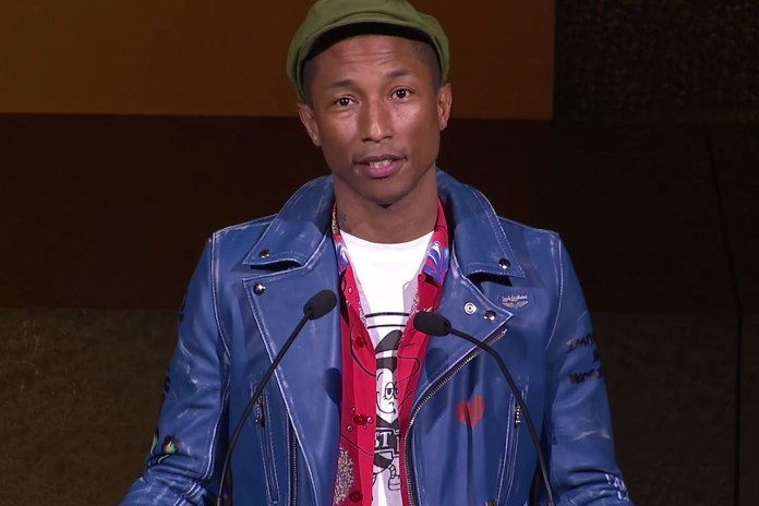 Why Pharrell Williams Took Home the 2015 CFDA Fashion Icon Award