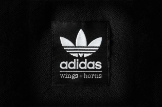 wings+horns Announces Collaboration With adidas Originals