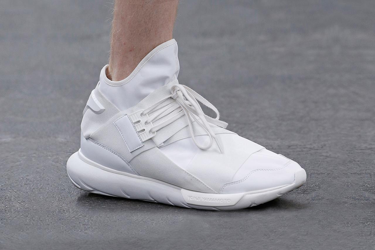 A First Look at the Y-3 2016 Spring/Summer Footwear Collection