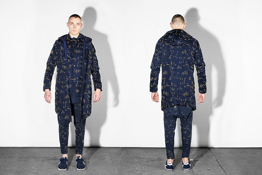 11 by Boris Bidjan Saberi 2016 Spring/Summer Lookbook