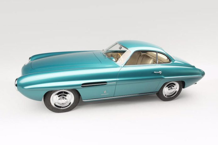 1953 Carrozzeria Ghia 8V Supersonic Expected to Fetch $2 Million USD at Auction