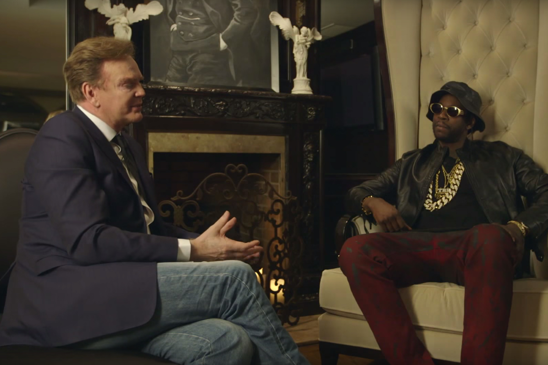 2 Chainz Meets Furniture Idol on 'Most Expensivest Shit'