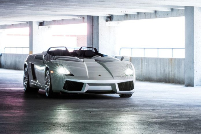 2006 Lamborghini Concept S to Be Auctioned in New York