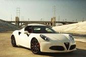 A Closer Look at the 2015 Alfa Romeo 4C Spider
