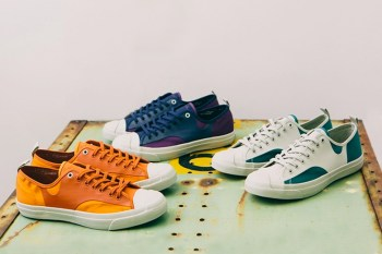 A Closer Look at the Hancock x Converse 2015 Spring/Summer Jack Purcell Rally Collection