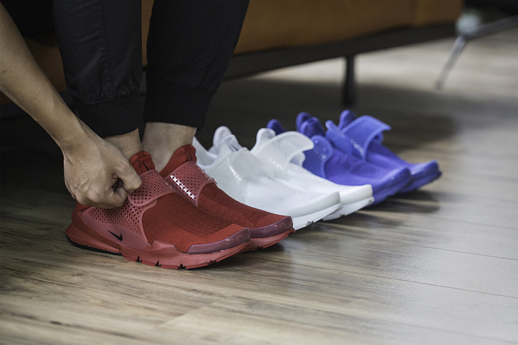 "A Closer Look at the Nike Sock Dart ""Independence Day"" Pack"