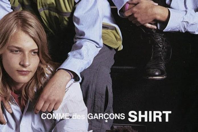 A Compilation of Vintage COMME des GARÇONS Ads