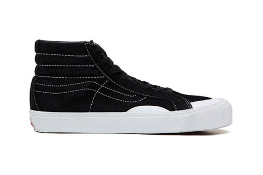 A First Look at the Gosha Rubchinskiy x Vans Sk8-Hi