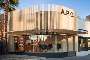 A Look Inside A.P.C.'s New Silver Lake Location