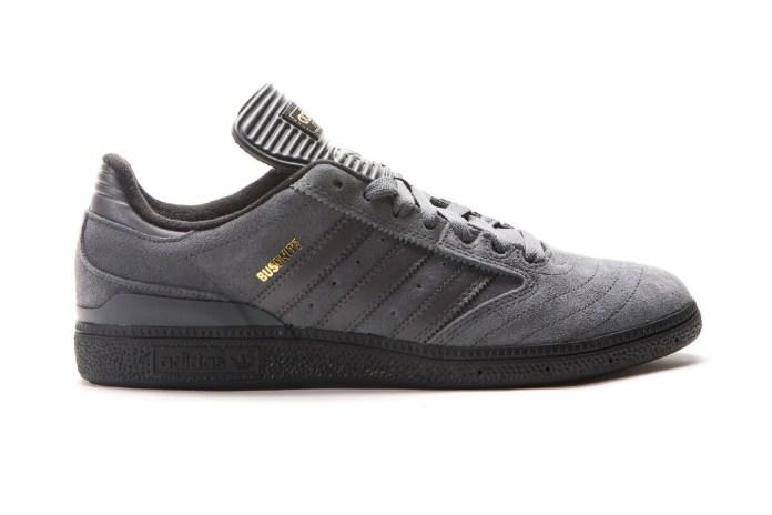 adidas Busenitz Dark Grey/Core Black