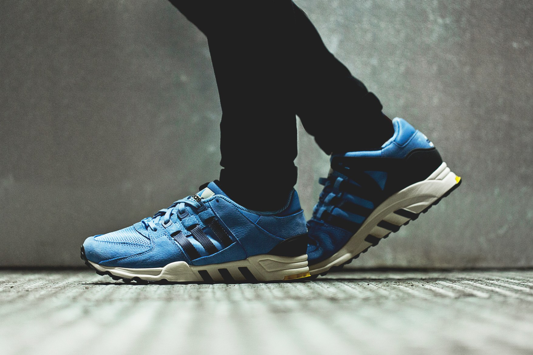 White Mountaineering x adidas EQT Running Support 93 Quietly