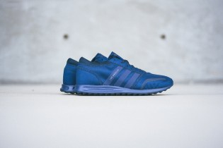 "adidas Los Angeles ""Dark Blue"""