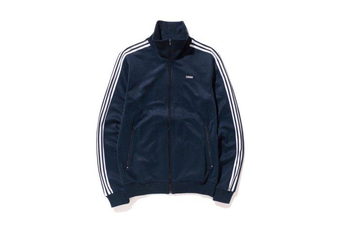 adidas Originals 2015 Fall/Winter Beckenbauer OG Tracksuit