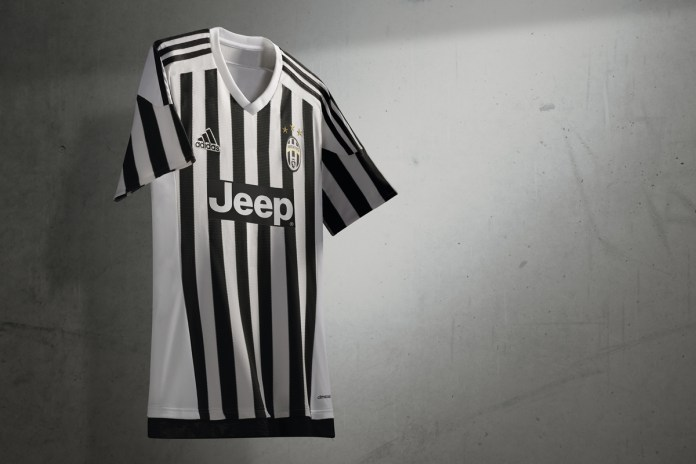 adidas Reveals Juventus Home and Away Kits for 2015-16 Season