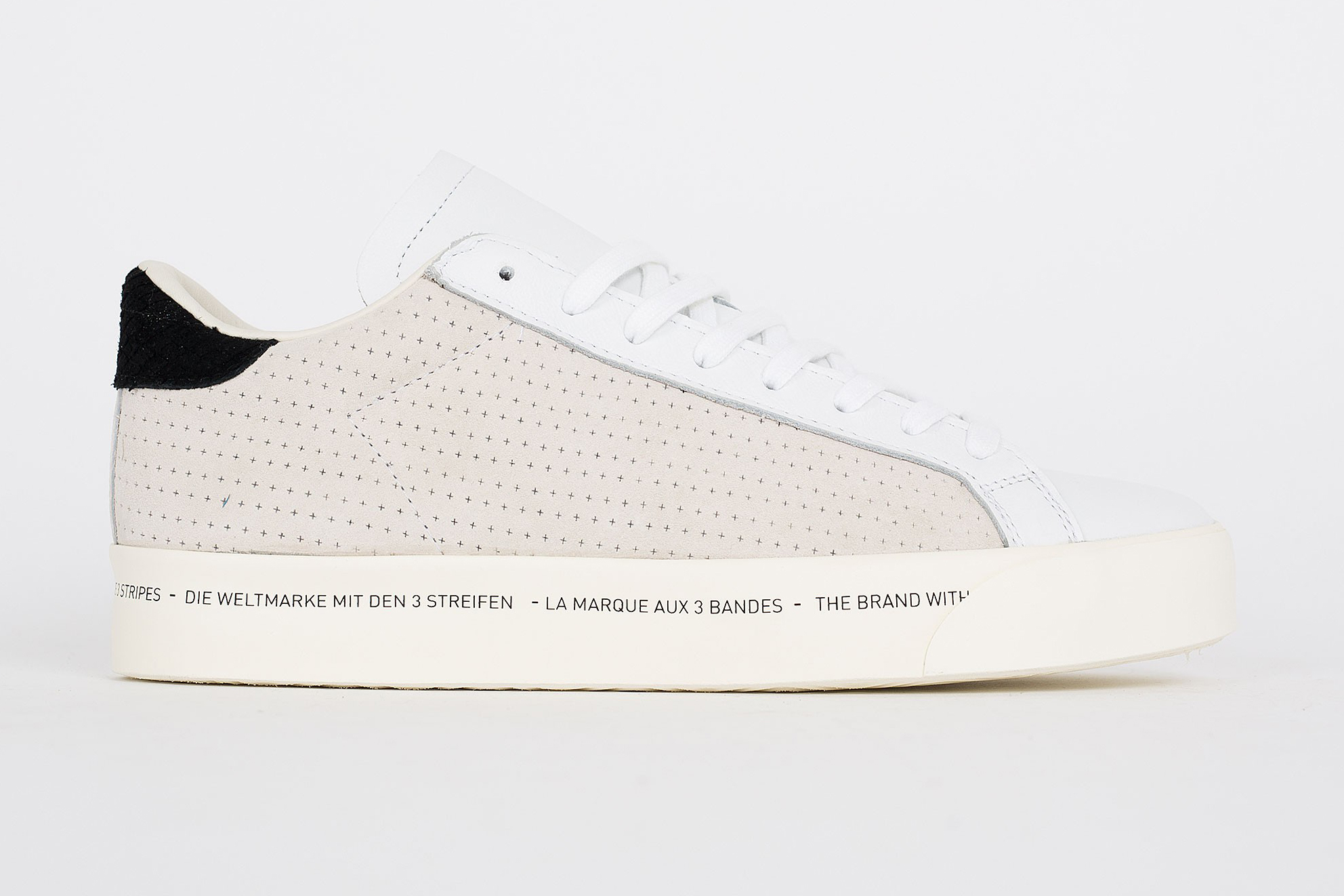"""adidas Rod Laver and Superstar 80s """"Remastered"""" Pack"""