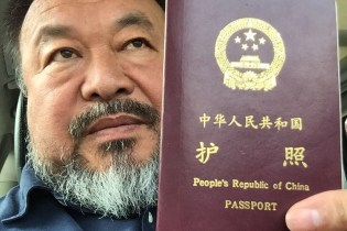 Ai Weiwei Gets His Passport Back After Four Years
