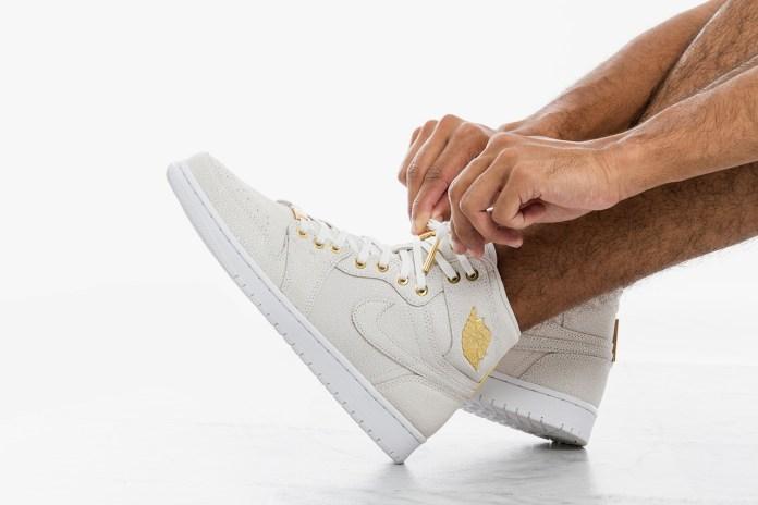 """Air Jordan 1 """"Pinnacle"""" Lookbook"""