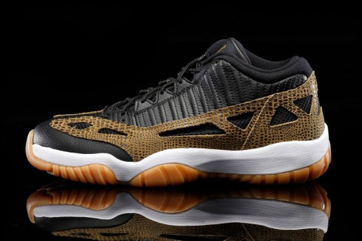 "Air Jordan 11 Retro Low IE ""Croc"""