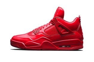 "Air Jordan 11Lab4 ""University Red"""