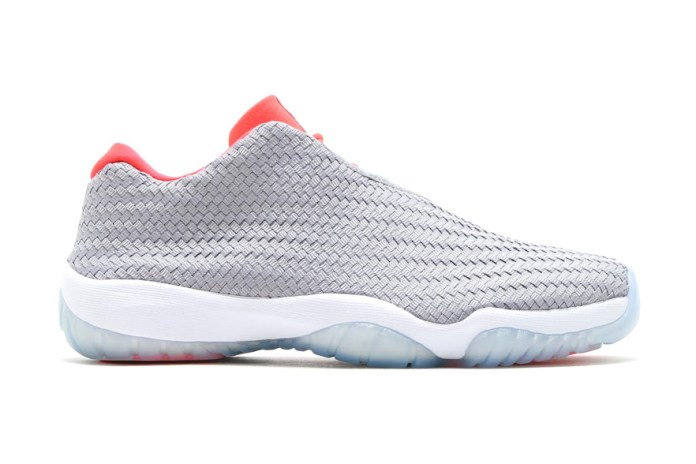 "Air Jordan Future Low ""Wolf Grey"""