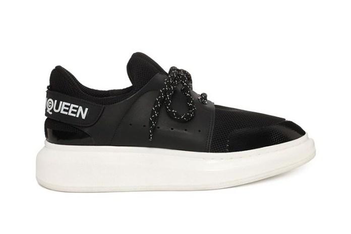 Alexander McQueen Harness Sneaker
