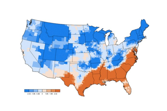 America's Favorite Curse Words Mapped