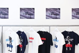 An Exclusive Look at the Travi$ Scott Rodeo x a number of names* Pop-up Merch