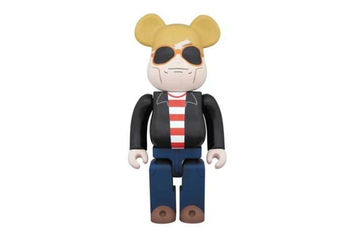 "Andy Warhol x Medicom Toy ""'60s Style"" Bearbrick"