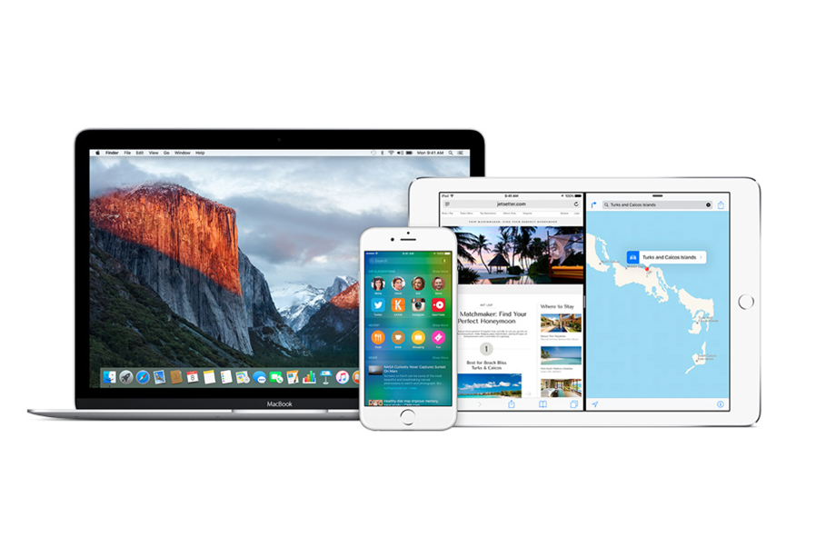 Apple iOS 9 & OS X El Capitan Are Now Available