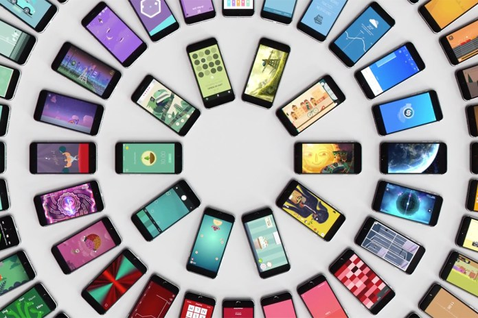 "Apple iPhone 6 ""Amazing Apps"" Ad"
