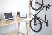 ARTIFOX Standing Desk and Bike Rack