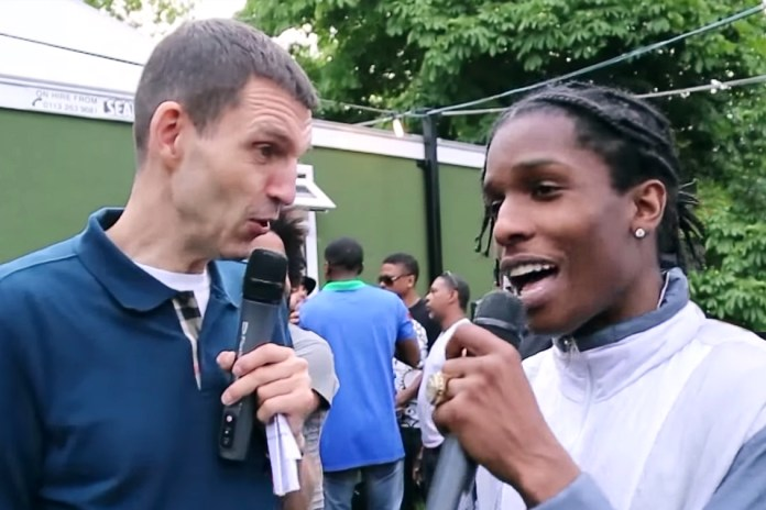 A$AP Rocky on His Love for London, Culture Clash and More
