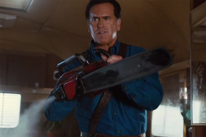 'Ash vs. Evil Dead' Television Series Official Trailer