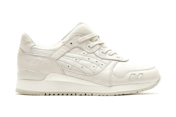"ASICS GEL-Lyte III ""Off-White Croc"""