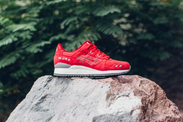 "ASICS GEL-Lyte III ""Puddle Pack"""