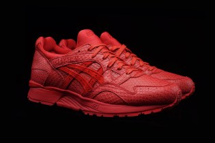 "ASICS GEL-Lyte V ""Red Reptile"""