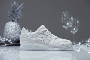 "atmos x ASICS Tiger 25th Anniversary GEL-Lyte III ""Birthday Dinner"""