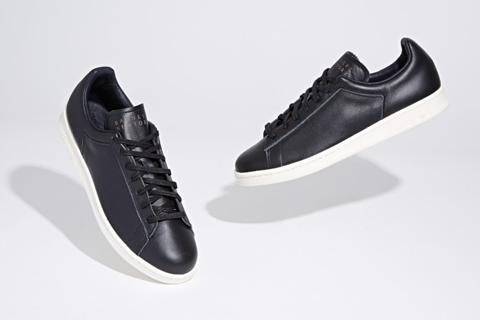 Barneys New York 2015 Fall BNY Sole Series